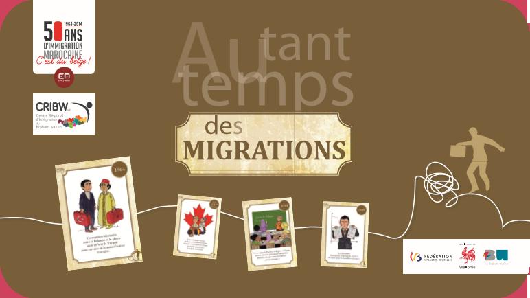 Carte Belgique Jeux.Notre Jeu Au Temps Des Migrations Centre Regional D