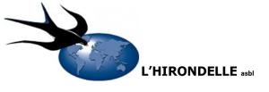 logo de l'Hirondelle asbl